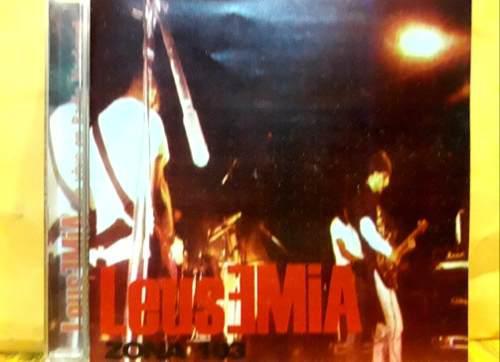 Avpm leusemia zona 103 en vivo radio nacional cd rock peru