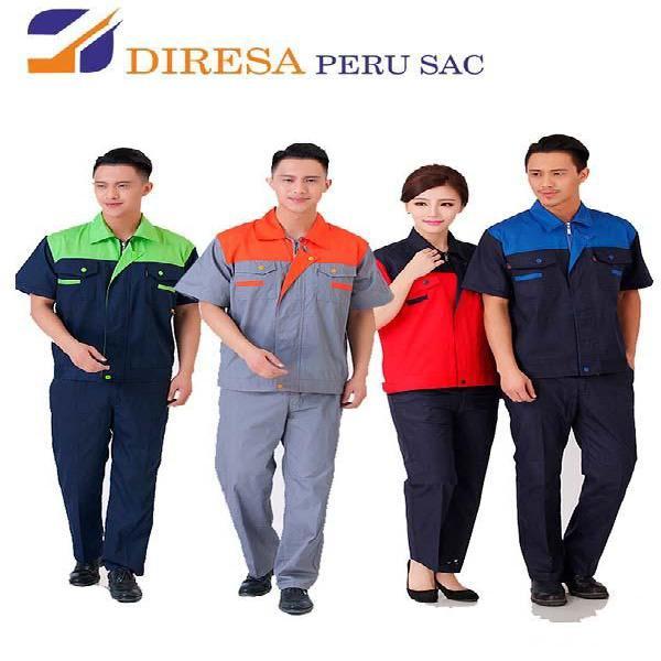 Confección de uniformes para empresas en gamarra
