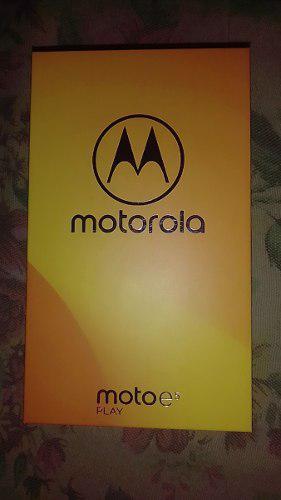 Motorola e5 play nuevo 4g libre en caja zte samsung sony lg