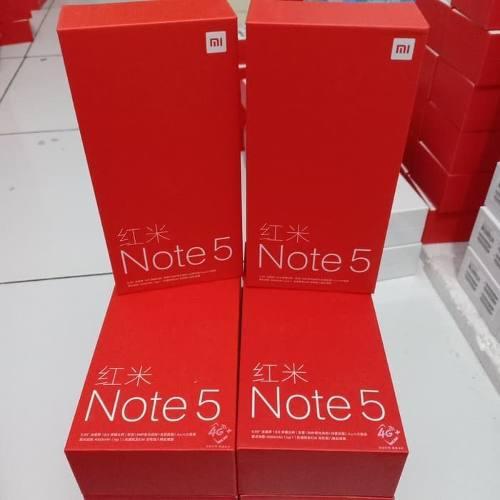 Nuevo xiaomi redmi note 5 4gb ram 64gb celeste/dorado/rosa