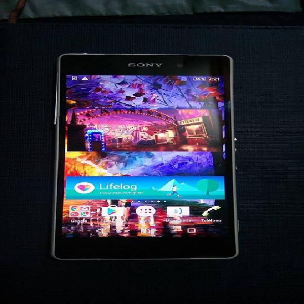 Sony xperia z2 quad core 2.3ghz 3gb ram 4k 20.7mp 4g d