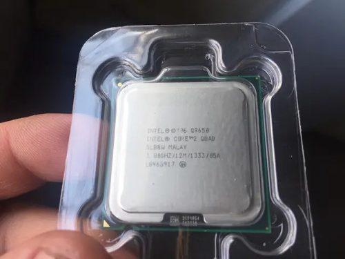Core 2 Quad Socket 775 Q9650 De 3ghz, 12m 1333mhz Original
