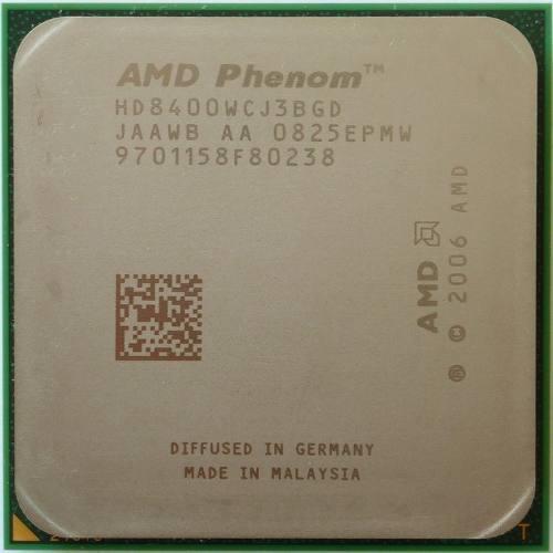 Microprocesador Amd Phenom X3 8400, Mas Su Cooler