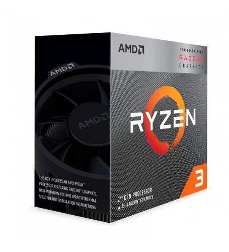 Microprocesador Procesador Amd Ryzen 3 3200g 3.60ghz 4m...