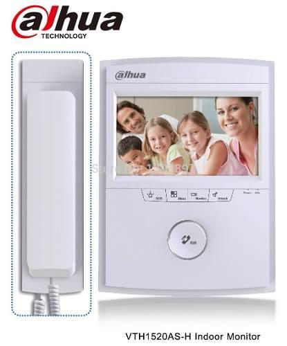 Video portero monitor dahua lcd táctil 7 vth1520as-h