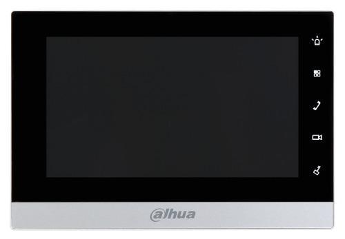 Video portero monitor ip lcd táctil 7 dahua vth1510ch