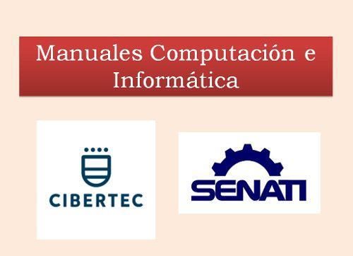 Manuales computacion informatica cibertec senati cursos pdf