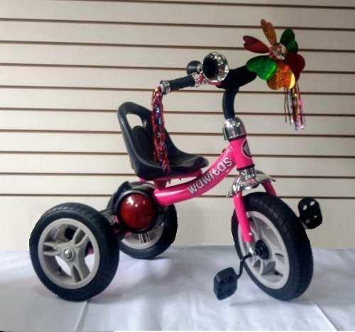 Triciclo musical c/ camara(niña)