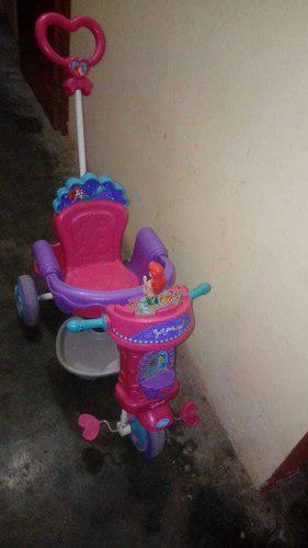 Triciclo para niñas envío a provincia