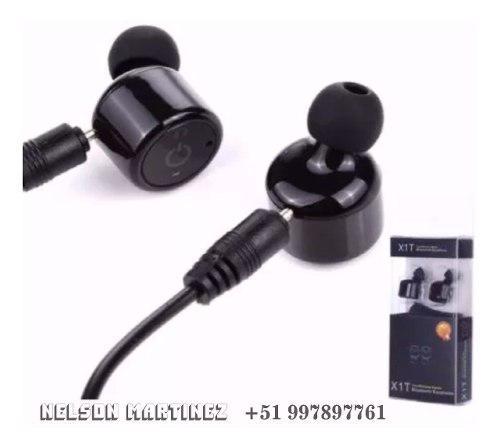 Nuevos auriculares bluetooth inalámbricos