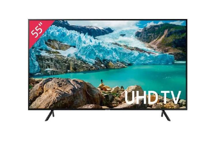 "Televisor samsung 55"" uhd 4k,smart,bluetooth,año"