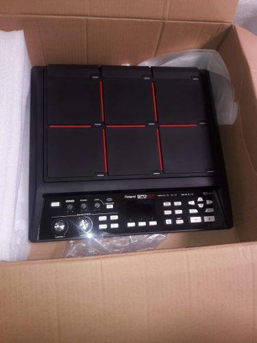 Batería roland spd sx nueva en caja con accesorios