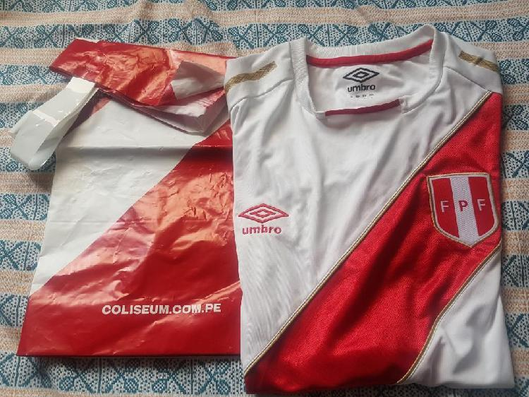 Camiseta peru umbro original