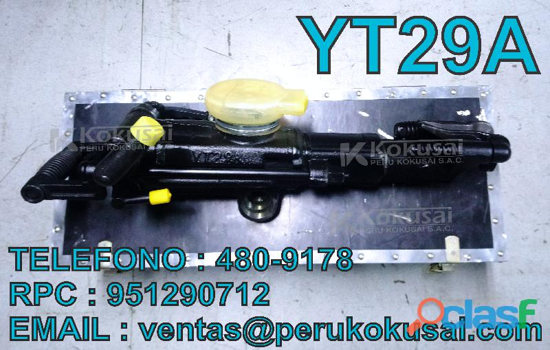 Yt29 maquina perforadora