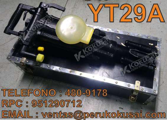 Yt29 maquina perforadora nueva de buena calidad en lima