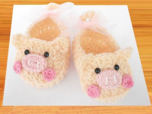 Zapatitos bebe crochet talla 0 a 3 meses regalo baby shower