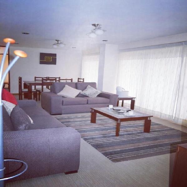 Alquiler apartamento amoblado perumim