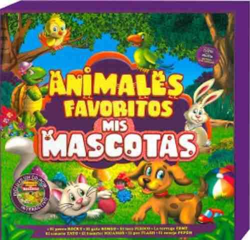 Animales favoritos mascotas 1 cd rom envío gratis lima