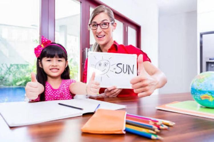 Clases particulares ingles para niños