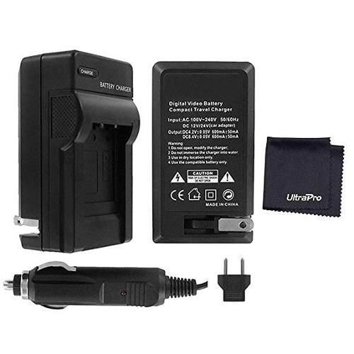 CARGADOR para Nikon d5100 d-5100 sustituye a en-el14 enel 14 con chip info Batería