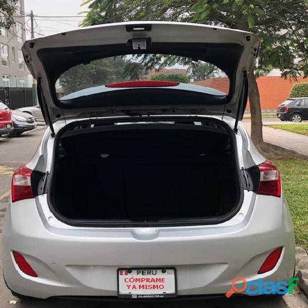 HYUNDAI I30 (4x2) AUTOMÁTICO SECUENCIAL DEL 2013 (USD $ 11,250 DÓLARES) 7