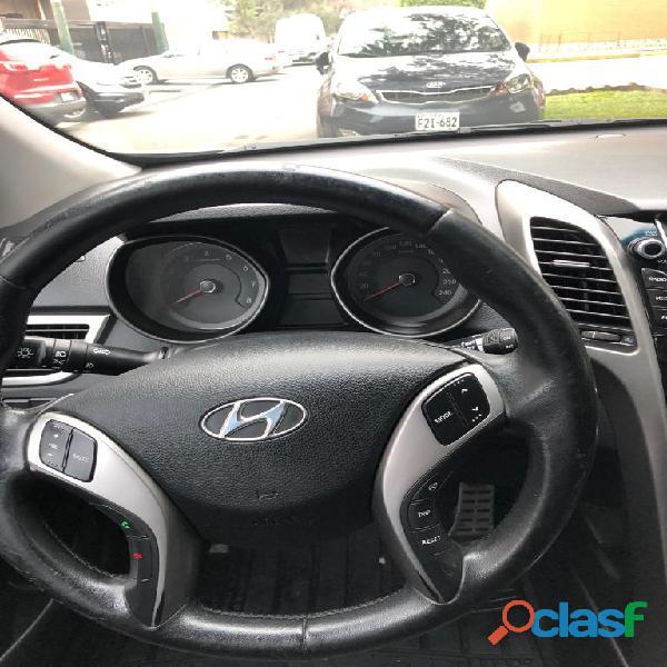 HYUNDAI I30 (4x2) AUTOMÁTICO SECUENCIAL DEL 2013 (USD $ 11,250 DÓLARES) 10