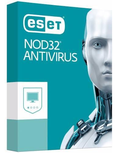 Licencia eset nod32 antivirus v12 2019 original 1 pc 3 años