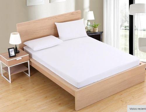 Protector para colchón 100% impermeable