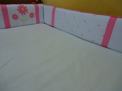 Protectores laterales para cuna y cama cuna
