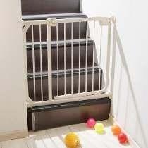 Puerta De Seguridad Para Escaleras Pasillos Bebe Mascotas