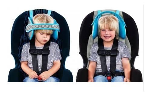 Soporte de cabeza infantil para auto