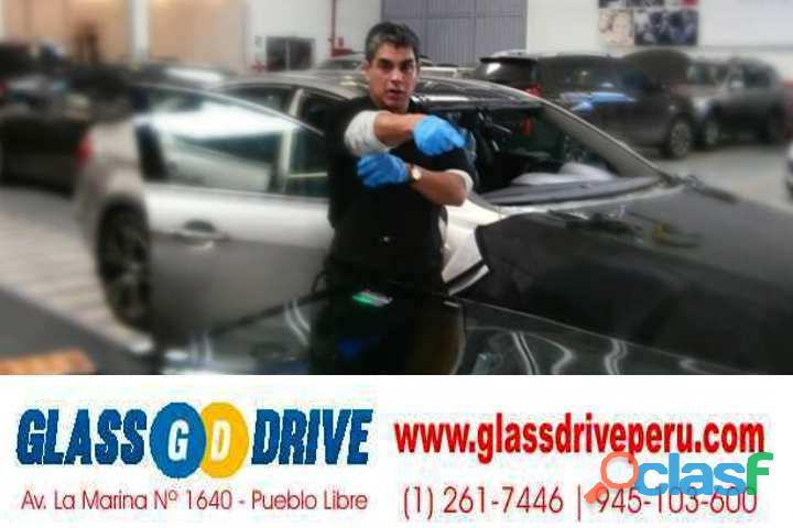 Cambio Parabrisas Pueblo Libre Lima Perù venta Glassdrive Todas las marcas 6
