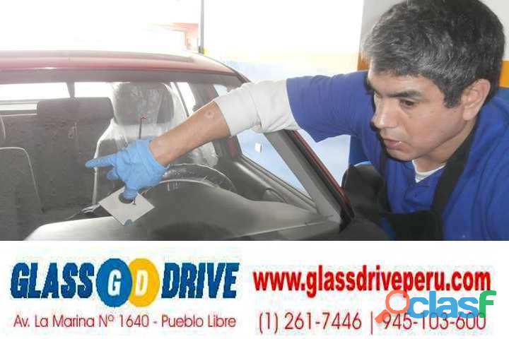 Cambio Parabrisas Pueblo Libre Lima Perù venta Glassdrive Todas las marcas 1
