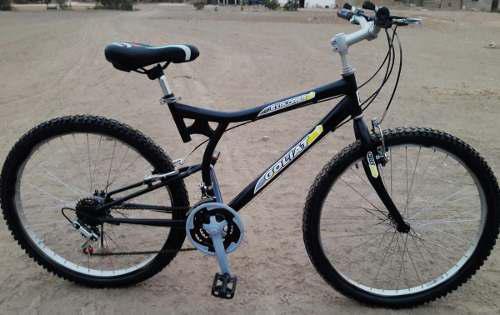Bicicleta montañera - oferta