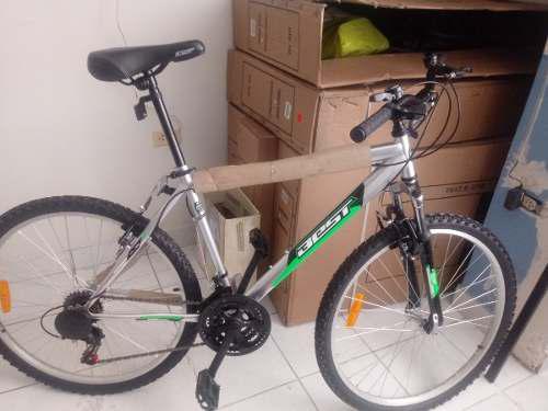 Bicicleta nueva best aro 26