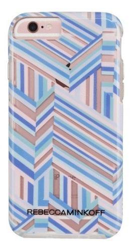 Carcasa iphone 6 / 6s case-mate rebecca minkoff