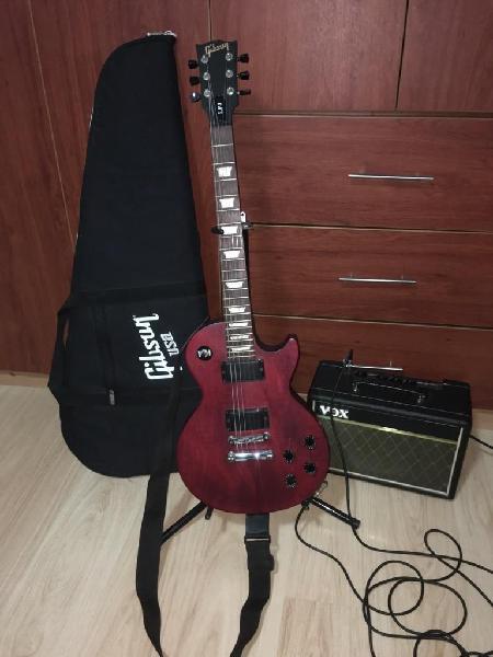 Guitarra gibson les paul lpj