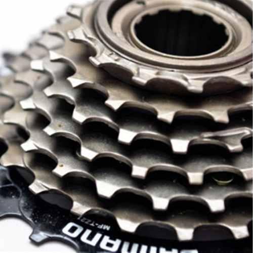Piñon shimano 7 velocidades coronas bicicleta
