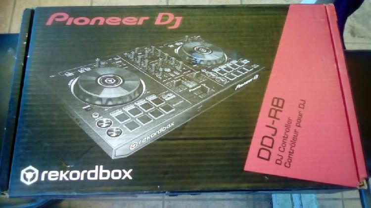 Pioneer dj ddj-rb rekordbox dj