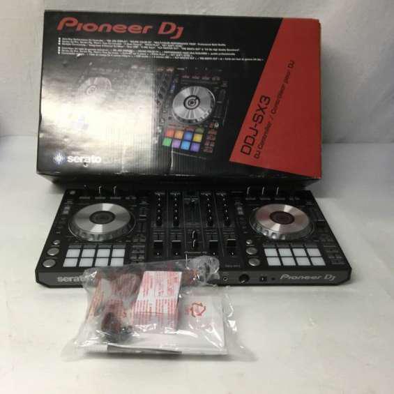 Pioneer ddj-sx3 controller = $550usd, pioneer ddj-1000