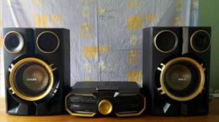 Equipo sonido philips