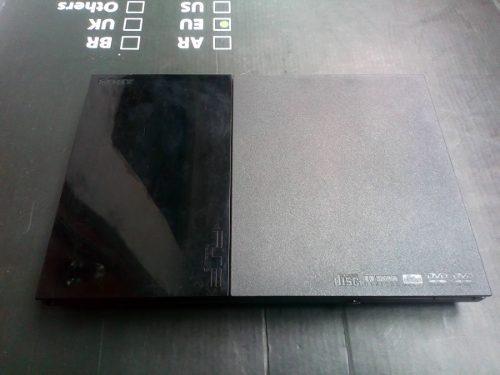 Playstation 2 sony con juegos originales