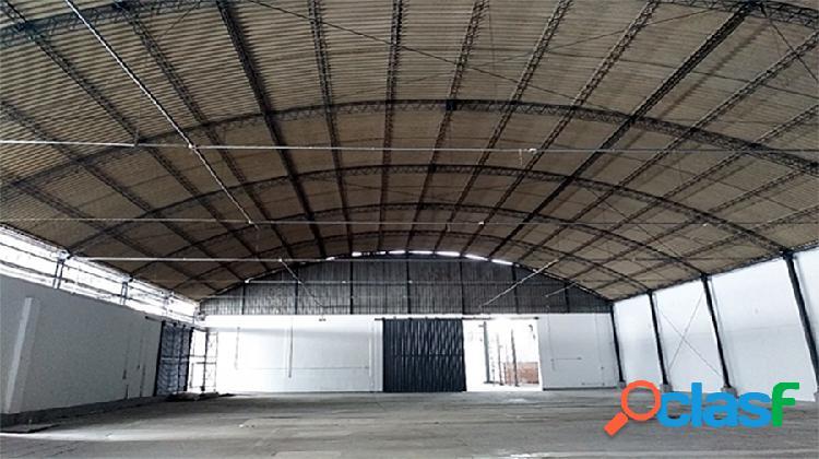 Alquiler de Local Industrial en Cercado de Lima - 00736