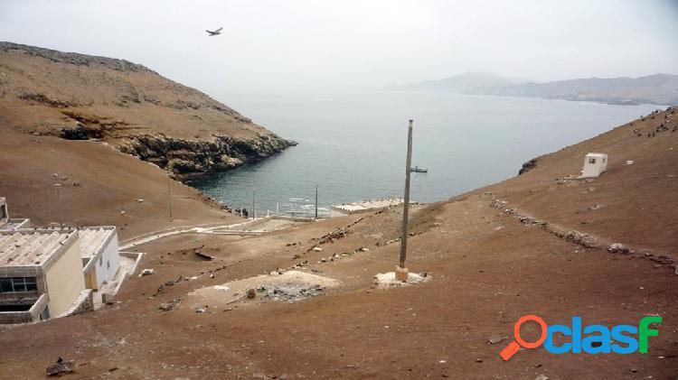 Venta de Terreno en Isla Galapagos - Pucusana -00740 2
