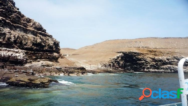 Venta de Terreno en Isla Galapagos - Pucusana -00740 3