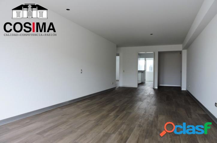 Moderno departamento estreno con 2 dormitorios en barranco