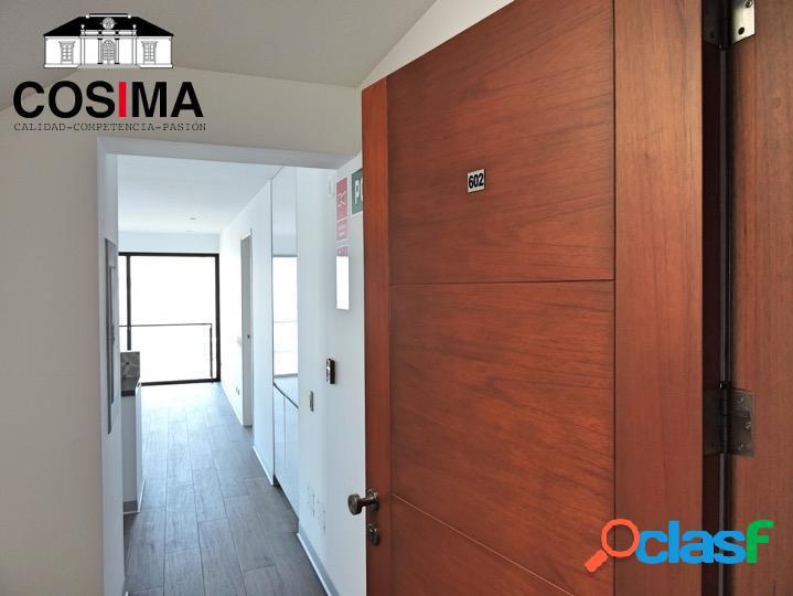 Moderno dúplex estreno con 2 dormitorios en barranco