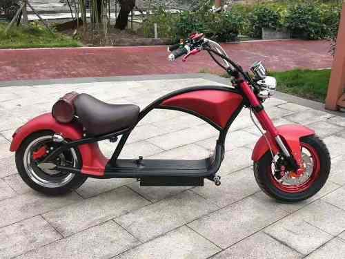 Bicimoto moto scooter electrica uper doble amortiguacion