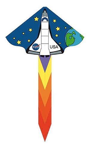 Cometa discovery h q kites u s a diversión al aire libre