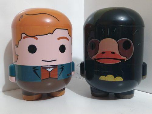 Harry potter canchipop importado animales fantasticos cine